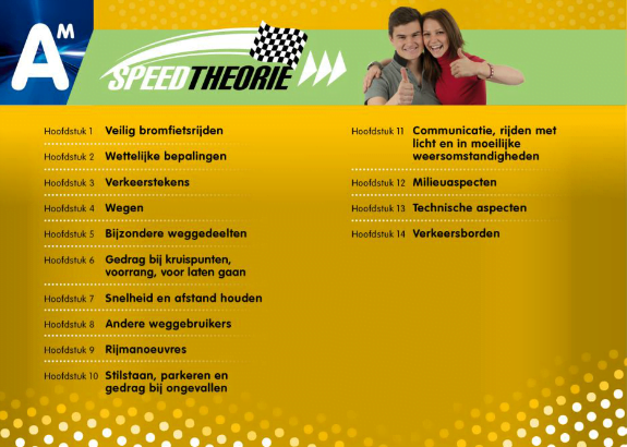 Scooter online theoriecursus